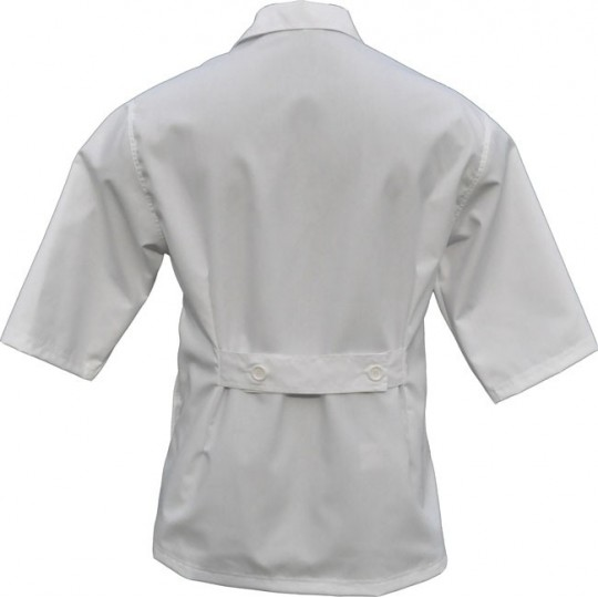 Lab Coat (buttoned-band back)$42.95