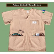 Shirt with Cargo Pockets(Special Order) $24.95