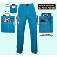 ER Pants No Ankle Pockets(Special Order) $39.95