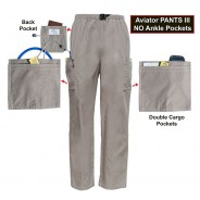 Pants III No Ankle Pockets (Special Order) $34.95