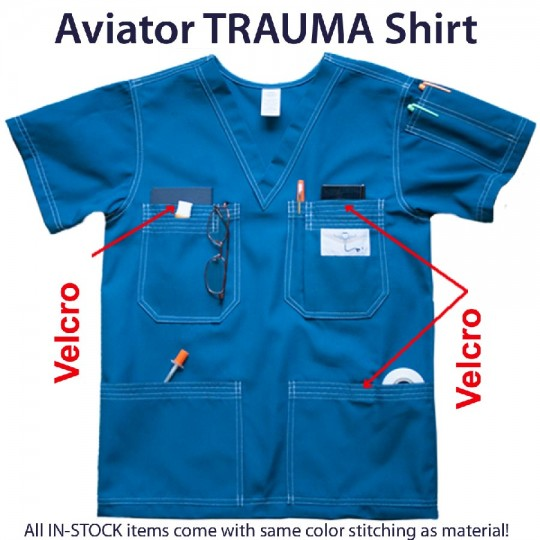 Trauma Shirt SMALL (STOCK) Aviator $30.95