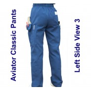 PANTS MEDIUM Classic (STOCK) Aviator Scrubs $36.95