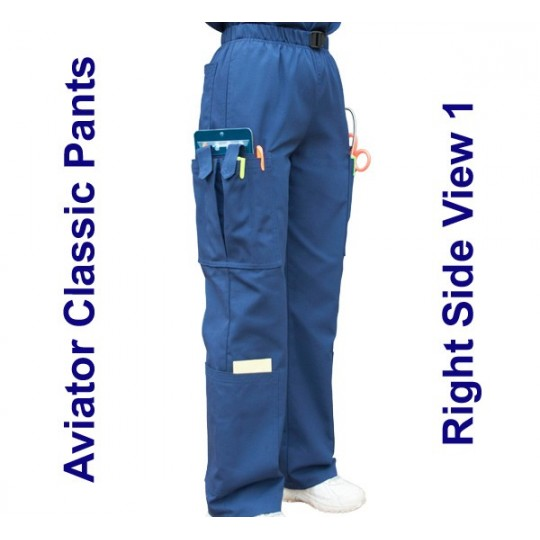 PANTS LARGE Classic (STOCK) Aviator Scrubs 36.95