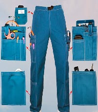 Aviator ER Pants (13 pockets)